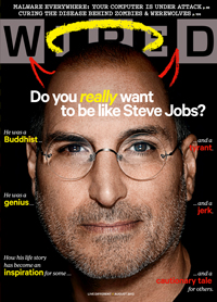 bad steve jobs