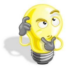 lampada pensante