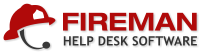 fireman logotipo
