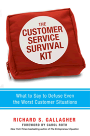 customer service survival kit
