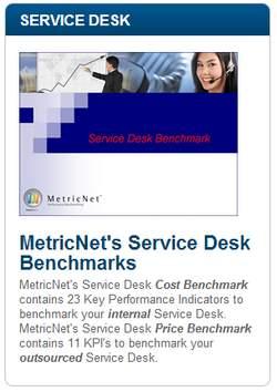 metricnet benchmark