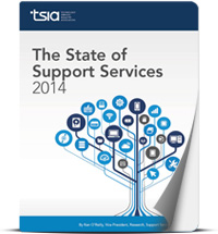 tsia the state of support services 2014