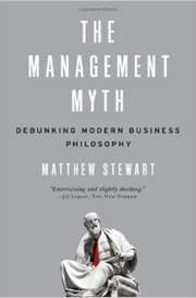 livro the management myth