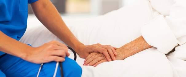 mao de enfermeiro